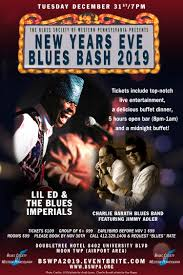 2019 New Years Eve Blues Bash