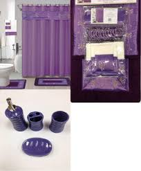 interior com piece bath accessory set purple flower rug royal bathroom rugs target purple bathroom rugs