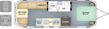 airstream floor plans. Choose From A Variety Of Floor Plans On Airstream Models At Toscano RV B