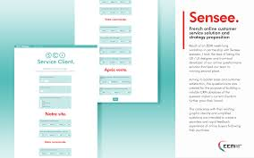 Sensee Designer Sensee Workshop Online Questionnaire Solution On Behance