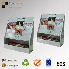 Cardboard Book Display Stands high quality of Book posture display shelf 42