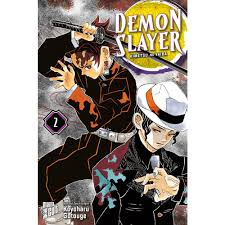 Demon Slayer 2 Kimetsu no Yaiba - Takagi GmbH -Books & More- (高木書店・ドイツ)