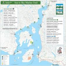 Bc Marine Trails Paddling Vancouver Island Gulf Islands
