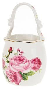 <b>Best Home</b> Porcelain <b>Конфетница</b> Цветочный аромат 9.5 см ...