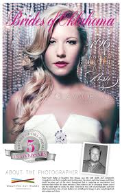 Brides Of Oklahoma Spring Summer 2012 5th Anniversary Cover Cover