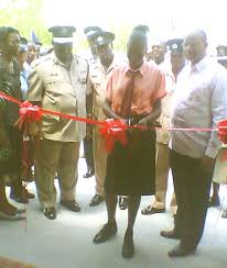 Police take charge of $17M computer centre - Stabroek News