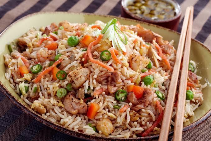 Non Veg Mixed Fried Rice