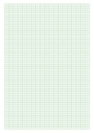 Print A Sheet Of Graph Paper File Graph Paper Mm Green A4 Svg Wikimedia Commons