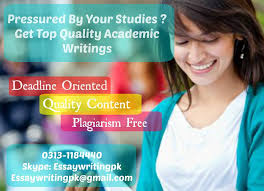 academic writing help for all academic level students of