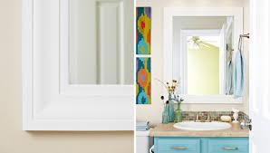 bathroom mirror frame. Bathroom Mirror Frame U