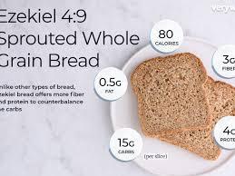 ezekiel bread calories carbs and health benefits 40 calories wheat bread 40 calories wheat nature s own bread