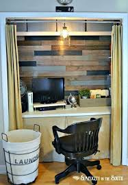 closet home office. Closet Into Office Ideas Home It Can Be Difficult To Organize A And Or Small Space But Desk