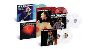 Capitol/UMe To Release All 5 <b>Neil Diamond</b> - Hot August Night ...