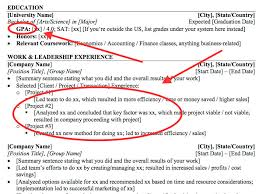Résumé Tips For Wall Street Internships Business Insider Extraordinary Business Insider Resume