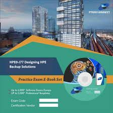 Designing Hpe Backup Solutions Amazon In Buy Hpe0 J77 Designing Hpe Backup Solutions