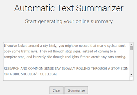 too lazy to skim get the gist these top summarization tools auto summarizer