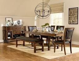 homelegance 5179 90 urbana dining room set with bench