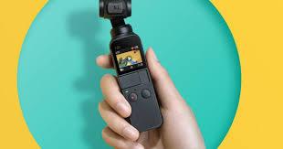 <b>DJI</b> представила <b>экшн</b>-<b>камеру Osmo Pocket</b> которой нет аналогов ...