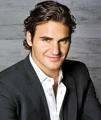 Roger Federer Born: 8-Aug-1981. Birthplace: Basel, Switzerland