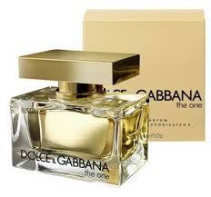 Perfume The One De Dolce Gabbana Para Mujer 75 Ml Original