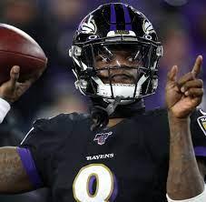 NFL: Ravens-Star Lamar Jackson ...