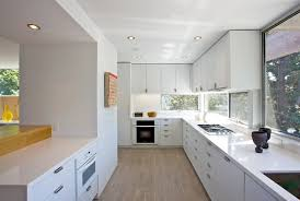 Kitchens Furniture Picture Of White Kitchen Furniture As Wooden Table And Cabinet