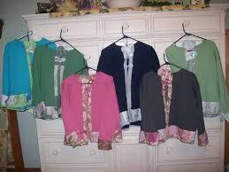 Sweatshirt Jacket Craft | Topic: Embelished/Quilted Sweatshirt ... & Sweatshirt Jacket Craft | Topic: Embelished/Quilted Sweatshirt Jackets!  Lots of Pics! Adamdwight.com