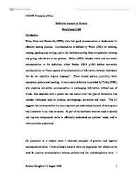 essays on communication skills in nursing communication in nursing essay example for studymoose com