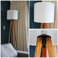 Diy Wood Floor Lamp Fresh Diy Wooden Floor Lamp 13662