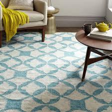 quilt dark floor rug