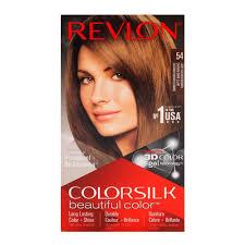 Revlon 54 Light Golden Brown Revlon Colorsilk Light Golden Brown Hair Color 54
