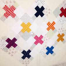 Cross Quilt Pattern Classy 48 Cross Quilt Patterns To Love