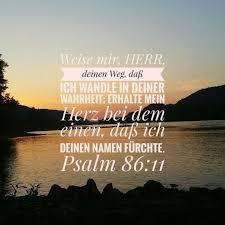 Wegweiser Psalm 8611 Gott Macht Mut Bibel Zitate Psalmen Und
