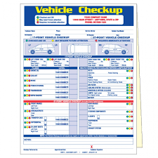Inspection Form Vehicle Inspections Are Proven To Boost Sales And Profit With No