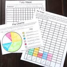 Create A Pie Chart Kidzone Teaching Graphing In Your Homeschool Peanut Butter Fish