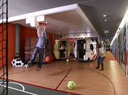 google office decor. Google Office Zurich | Games And Sport Lounge #GoogleZurich, #Office, #Games Decor