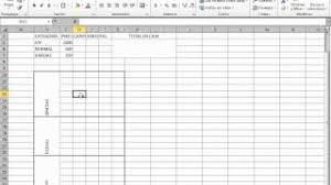 Excel 3 Venta De Boletos Contar Si Youtube