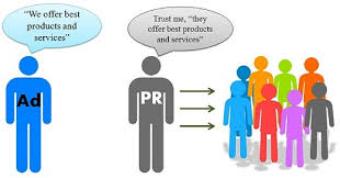 Difference Between Advertising And Public Relations With