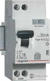 419399, <b>Автоматический выключатель дифференциального тока</b> ...