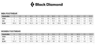 Black Diamond Momentum Harness Size Chart Black Diamond Mens Momentum Climbing Shoes Ash