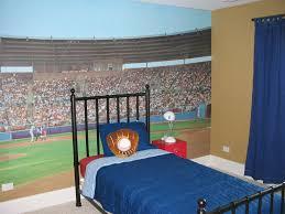 Kids Sports Bedroom Decor Boys Sports Bedroom Decorating Ideas