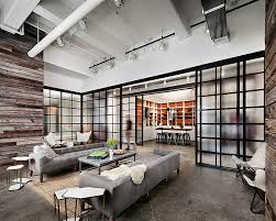 rustic modern office. The Innovative Shopbop Offices | New York Design Agenda Rustic Modern Office