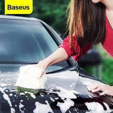 <b>Baseus Car Wash</b> Soap Shampoo Polishing Car Waxing Washing ...