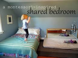 A Little Tour: E And Fu0027s Montessori Inspired Bedroom