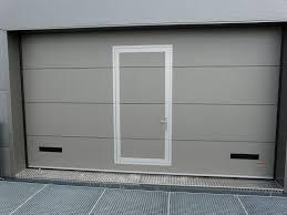 Compact Sectional Overhead Door | UK Roller Shutters