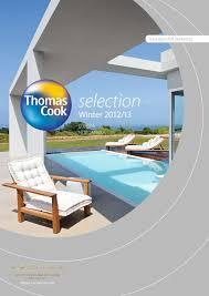 Thomas Cook Selection Europa Nordafrika 2012 2013 By Tim