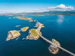 Molde die Abenteuerliche Atlantikstraße - Norway Excursions