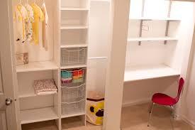office closet design. Cozy Closet Office Design Ideas With Brilliant Furniture In Gorgeous White Color Scheme, Fine