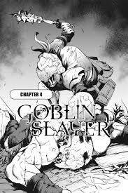Goblin Slayer Light Novel Volume 4 Read Online Read Manga Goblin Slayer Chapter 004 Online In High Quality