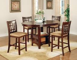Medium Size of Dining Tables7 Piece Counter Height Dining Set With  Butterfly Leaf High